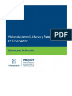 2009 CYG Interpeace POLJUVE Violencia Juvenil Maras Pandillas EL SALVADOR SPANISH-1