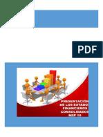 1.Estados Financieros Consolidados Trabajo Grupal Presentar