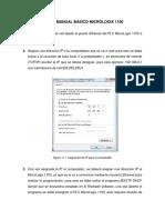 Manual Basico Micrologix 1101