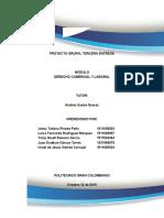 Liquidación de terminacion contrato