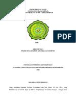 Proposal Unit Kesehatan Kerja