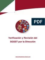 Verificacion y Revision SGSST Direccion