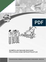 eBook BB Pelatihan KSM Infrastruktur