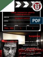 Album Generos Cinematograficos