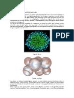 Arreglo Atómico Tridimensional Del Jabón Obtenido
