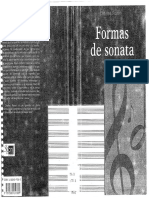 Formas de Sonata - Charles Rosen