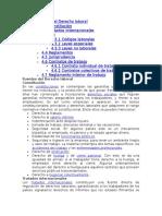 4 Fuentes Del Derecho Laboral