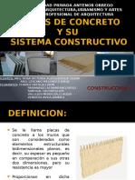 Placas de Concreto (2)