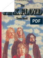 Chitarra - Pink Floyd - Songbook