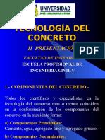 02 Componentes Del Concreto