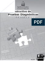 Instructivo Pruebas Diagnósticas Matemáticas 7-11