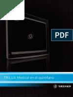 17cs181 2 Catalogo Lamparas Quirofano Trilux
