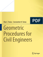 Geometric Procedures for Civil Engineers