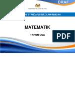 DSK KSSR Matematik Tahun 2