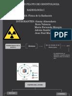 Fisica de La Radiacion