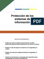 Seguridad Del Sistema de Informacion