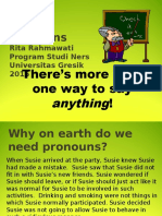 Pronouns