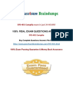 Pass4sure SYO-401 Questions Answers