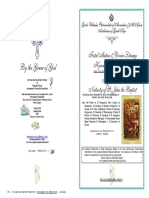 2016- 24 June - Nativity -St John the Baptist