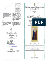 2016 -28-29 June-st Peter & St Pau -Vespers