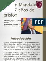 Nelson Mandela y Sus 27 Años de Prisión