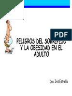 PeligrosDeSobrepeso y Obesidad-Adulto