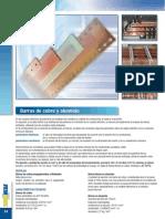 Barras de Cobre y Aluminio