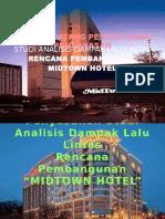 Presentasi Andalalin Midtown Hotel