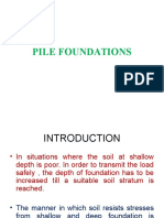 Pile Foundation Re1
