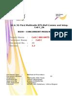 Docslide.us 2g 3gflexi Multi Radio Bts Mop Comms and Integconcurrent Mode Cell Czav13