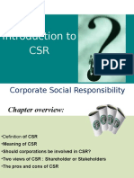 introduction to csr 1.ppt