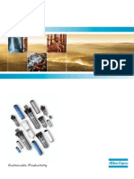Filters of compressors