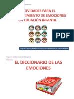 Actividades para el reconcimiento de emociones en educación infantil