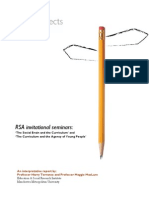 RSA Education Seminars Report