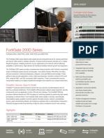 FortiGate 200D Series
