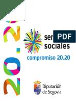 Compromiso 20.20. Servicios Sociales Diputación de Segovia