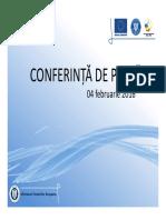 4vwd2 Conferinta.mfe.Feb.2016