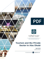 Ohan Balian 2016 Tourism and the Private Sector in Abu Dhabi. Sectoral Report, Issue 02-31032016, April 2016.