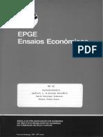 SIMONSEN, M.H. CYSNE, R.P. (1995) Macroeconomia. Capítulo 1 - O Sistema Monetário.pdf