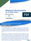 Renewable energy company in india
