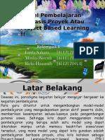 model PjBL