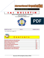 Sai Bulletin March 2016