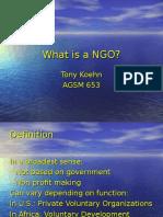 NonGovOrg
