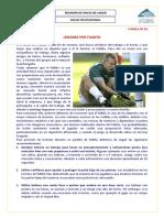 SO14. Lesiones Por Fulbito