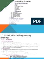 Engineering Drawing General