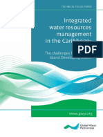 Integrated Water Resources Management in the Caribbean