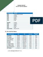 Engine Report PW127