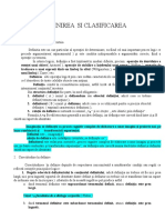 Referat Psihologie -Logica-Definitii.doc