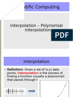 Day16-InterpolationPoly