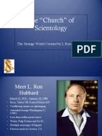 The Church of Scientology - The Strange World Created by L. Ron Hubbard